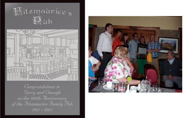 Fitzmaurice's Pub 100th Anniversary