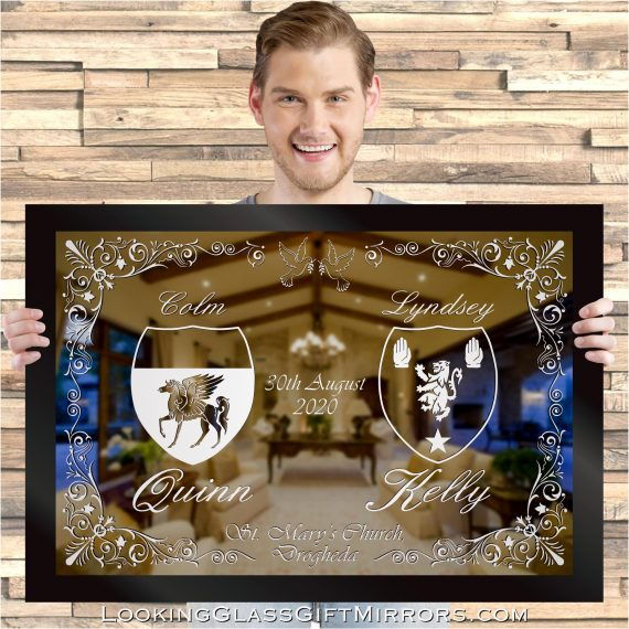 Coat of Arms Gift Mirrors